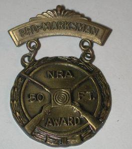 NRA Pro Marksman